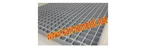 Karma Metal– Galvanİz Metal YÜrÜme Yolu Platform Izgara , Çelİk Petek Izgarasi